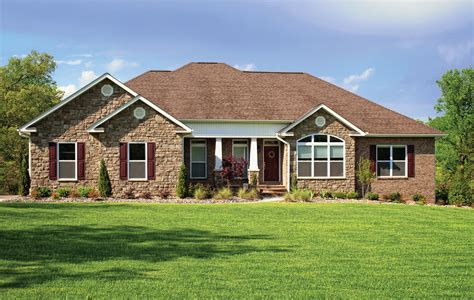 ranch house plans america s home place