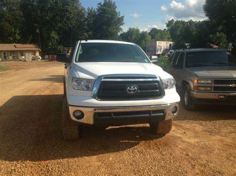 buy used 2012 toyota tundra crewmax pickup 4 door 5 7l 4x4 36k miles 20 quot xd wheels in sardis