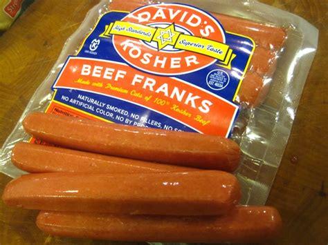 kosher dogs of the week david s kosher taste test serious eats