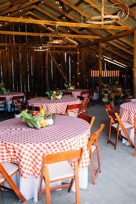 karas party ideas guest tables   farmers market birthday party  karas party ideas