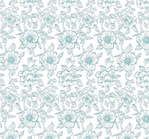 Floral Contact Paper Shelf Liner by Details About Blue Green Teal Toile White Floral Flower