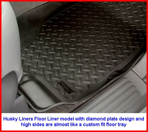 Car Mat Liners by Husky Car Mats Makes Floor Mats And Floor Liners For Your