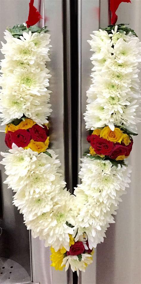 Pin by Rama Paramkusham on R's wedding garlands   Garland