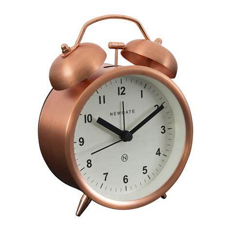 Bell Alarm newgate clocks bell alarm clock radial octer