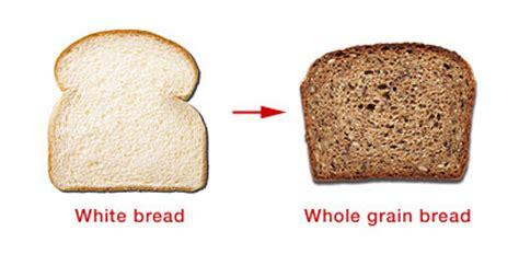 whole grains vs white bread bread the root of all evil