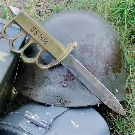 Best Sharpener For Kitchen Knives 1918 wwi trench knife replica budk com knives amp swords