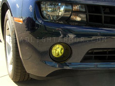 Yellow Fog Ls by Headlightarmor Smoked Tinted Headlight Fog Light