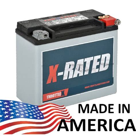 Harley Davidson Battery Replacement by How About Throttlex Batteries Hdx20l Harley Davidson