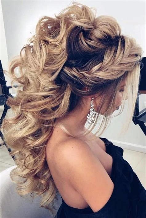 hairstyles from the 20 for long hair photo gallery of long hairstyles down for prom viewing 9