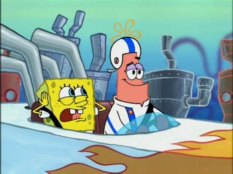 boat horn spongebob driven to tears encyclopedia spongebobia fandom