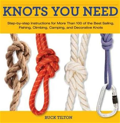 Easy Decorative Knots - knots you need step by step for more than
