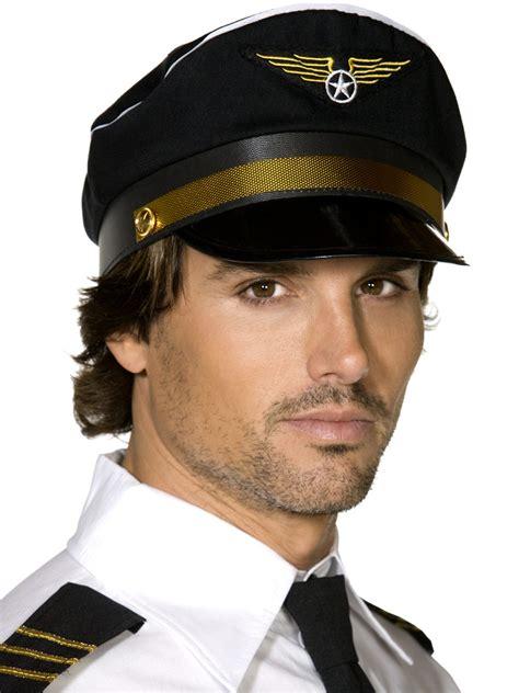Pilot Hat 1 pilots cap 31179 fancy dress