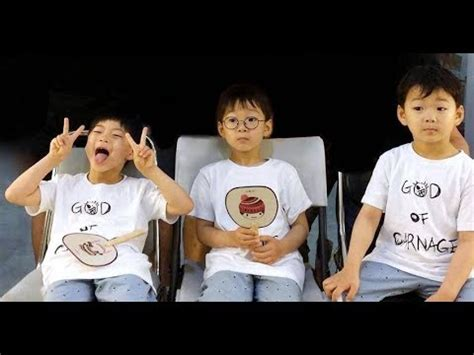 if the superman returns song triplets signed with sm yg song il kook and triplets cute daehan minguk manse grew up