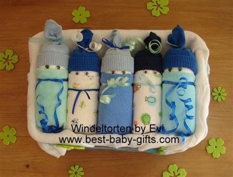 Baby Cakes For Souvernir babies in a box for baby boy with