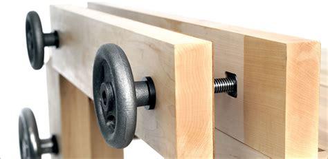 moxon vise hardware turns  bench build lol