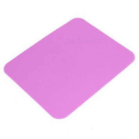 Silicone Mouse Mat by Soft Silicone Notebook Computer Gaming Mouse Mat 17 5x21