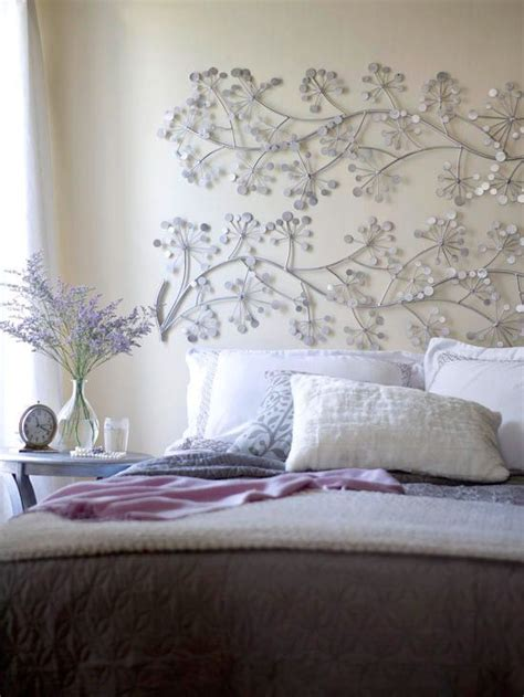 easy diy headboard home sweet home