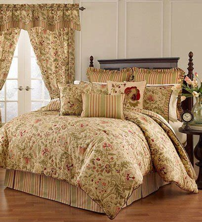 bedding waverly imperial dress antique waverly comforter set pc fallon