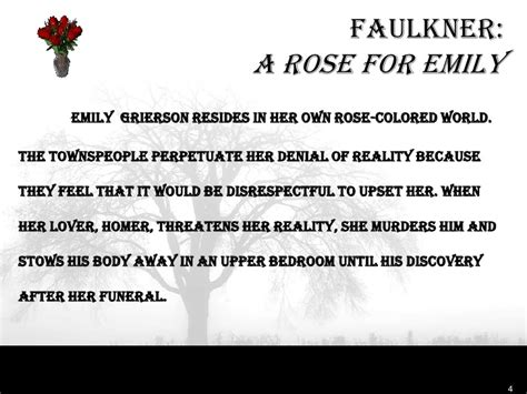 themes a rose for emily thematic essay for a rose for emily laboratorymanagement