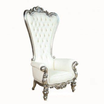 Leather Baby Shower Chair Rental by Fancy White Leather Baby Shower Chair Itsblondelicious