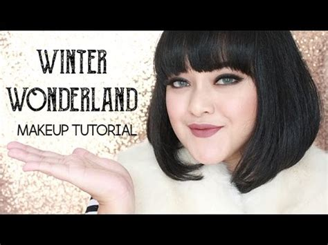 Makeup Lizzie Parra winter makeup tutorial lizzie parra