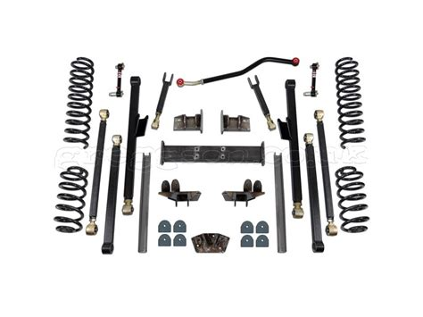 jeep grand suspension kits jeep grand wj wg 4 5 quot lift kit suspension