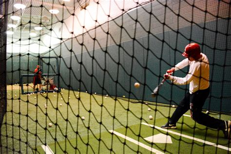 swing away batting cages cers swing away at batting practice phillies phantasy