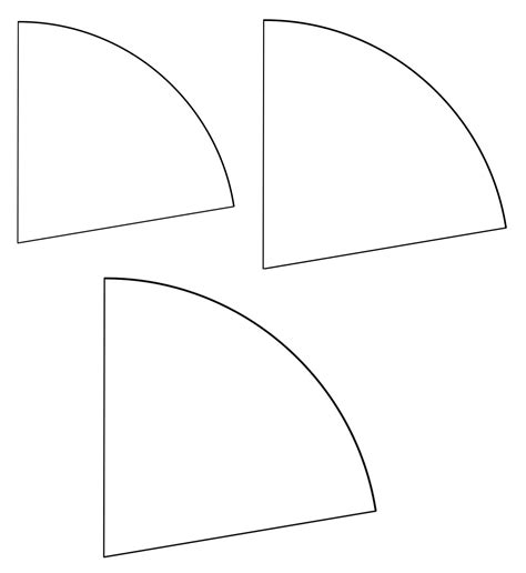 template to make a cone how to make concrete diy ring cones