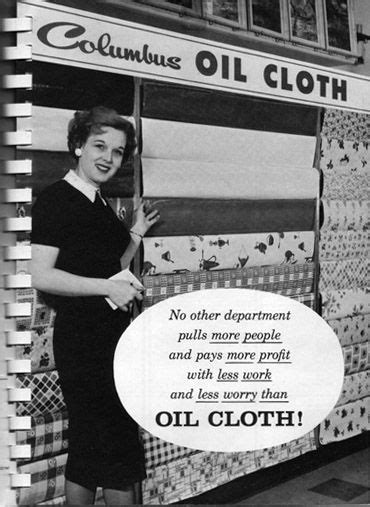 Vintage Patterns On Oilcloth by 68 Best Oilcloth Images On Oilcloth Sewing