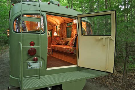 Ideas For Small Bathrooms Uk by 10 Grandiose Vintage Busse Nach Ihrem Umbau Zum Wohnmobil