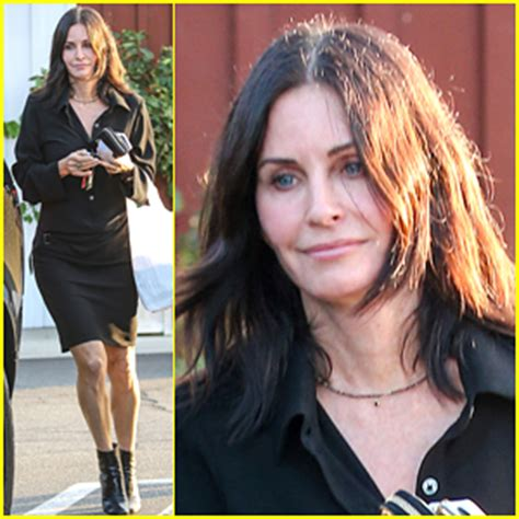 That Aniston Courteney Cox Isnt Really by The Of Aniston Doesn T Want A Friends
