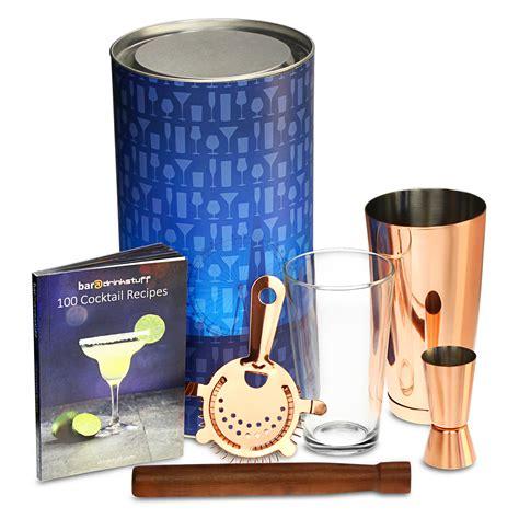 cocktail shaker set copper boston cocktail shaker set make cocktails at home