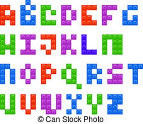 lego alphabet clipart 39