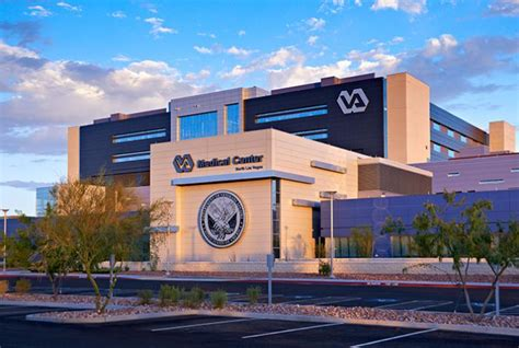 Las Vegas Detox Hospitals by Va Las Vegas Center Clark Construction