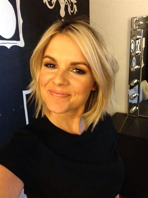 ali fedotowsky bob hairstyles 17 best images about hair styles on pinterest side pony