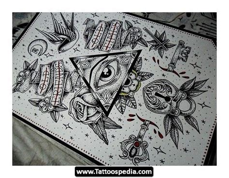 tattoo numbers old school illuminati tattoos pinterest 1 quot photos and illuminati