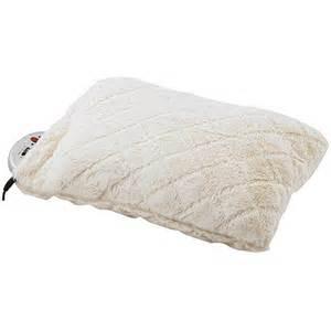 innovations 2 in 1 heated massaging pillow walmart