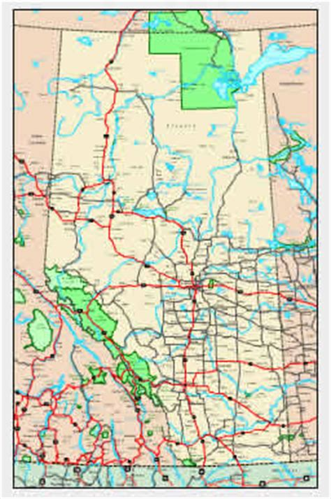printable road maps of alberta alberta map online maps of alberta province