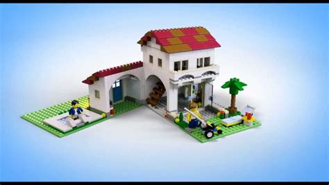 home creator lego creator buildings 31012 family house lego 3d