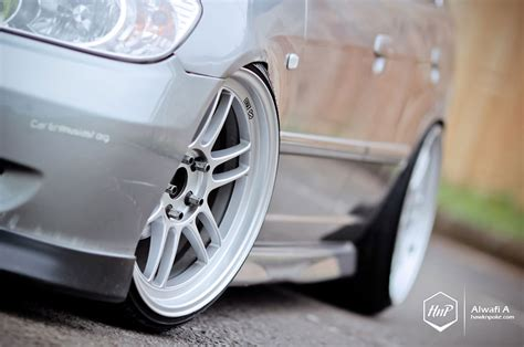 Strutbar Civic Fd 06 Front 2points 1 stance spoke adhen s civic on rpf1