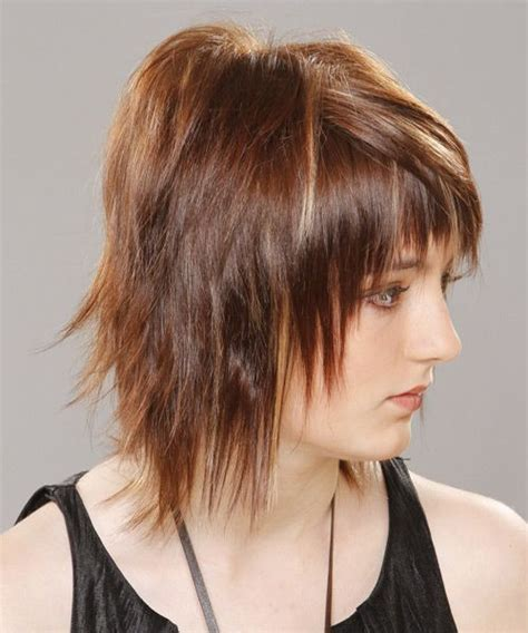 haircuts for hair that grows forward 12 best images about hair on pinterest choppy layers