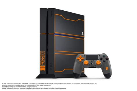 ps4 console bundle limited edition black ops iii ps4 console coming soon