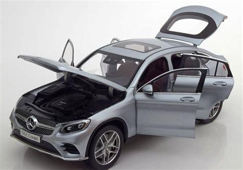 vendedor viajante escala 2016 1 18 mercedes glc coupe 2016 c253 iscale norev minichs
