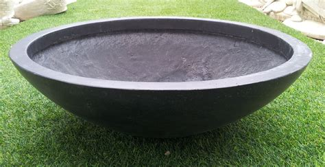 Large Outdoor Bowl Planters by Outdoor Planters Large Bowl Pictures To Pin On