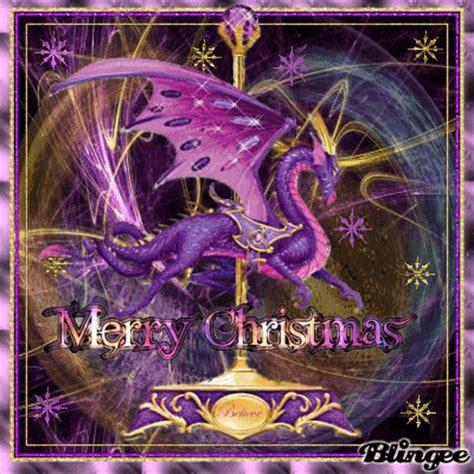 christmas dragon carousel picture  blingeecom