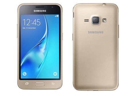Samsung J1 Gold Galaxy J1 2016 Specifications Images And Price In India