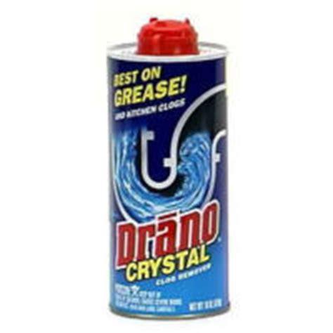 drano crystals delivery