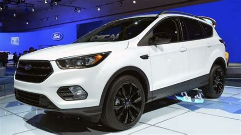 Ford Kuga 2020 Dimensions by 2020 Ford Escape Price Redesign Specs Release Date 2020