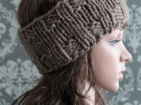 knitting pattern sites headband knitting pattern knit ear warmer pattern
