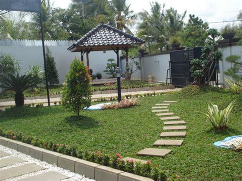 Contoh Dan Lu Taman desain taman minimalis jenis tanaman hias roempoen bamboe